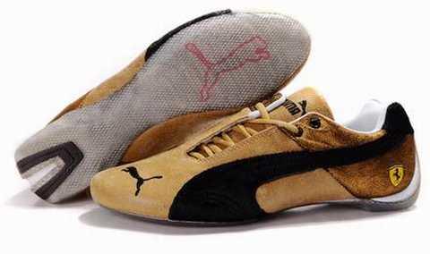 sparco puma chaussure femme